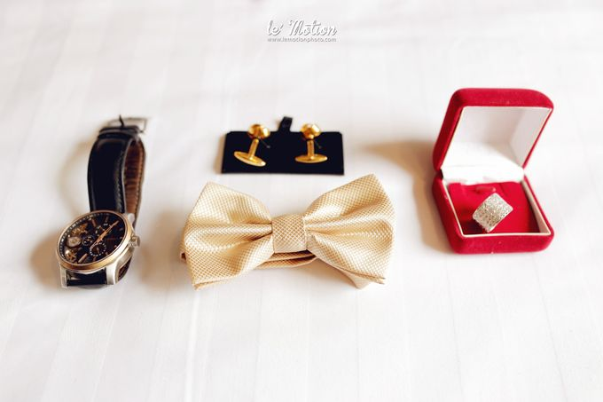 Tisya & Ferry - International Wedding by Imelda Hudiyono Bride - 003