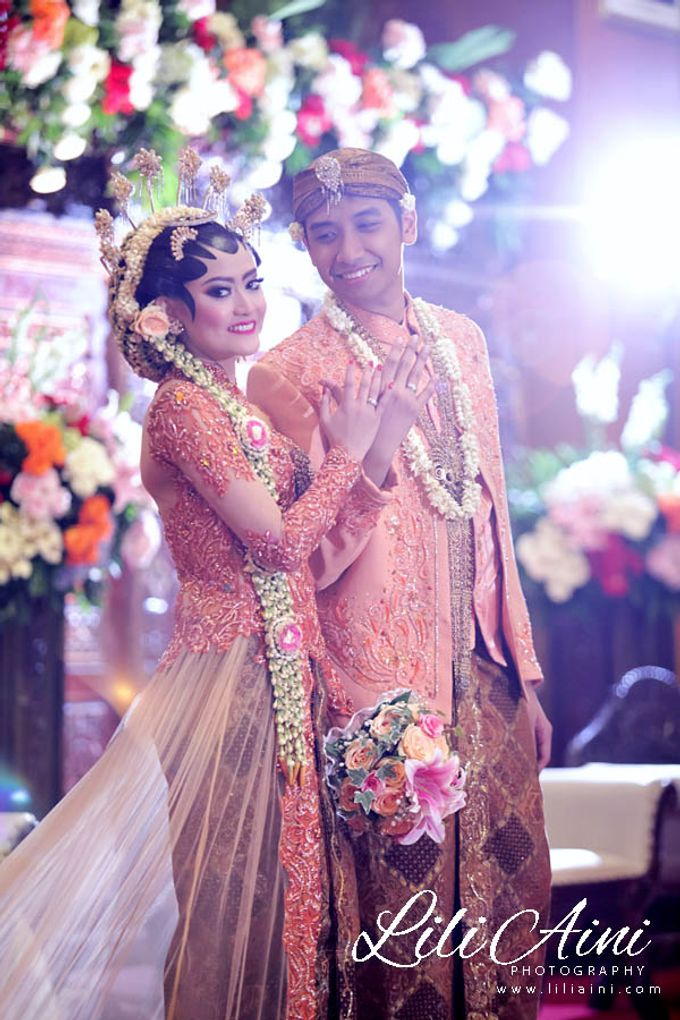 Wedding Reception Akbar & Devy by Lili Aini Photography - 012