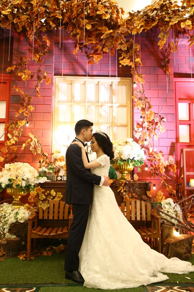 The Wedding of Jeffry & Selvia by FIVE Seasons WO - 027