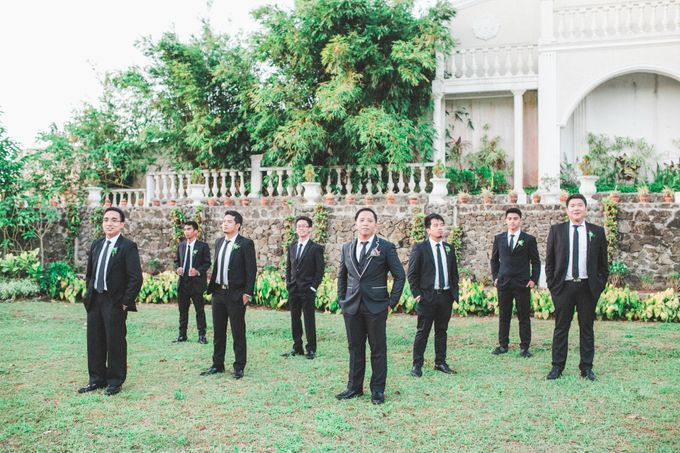 Garden Wedding in Tagaytay by Honeycomb PhotoCinema - 005
