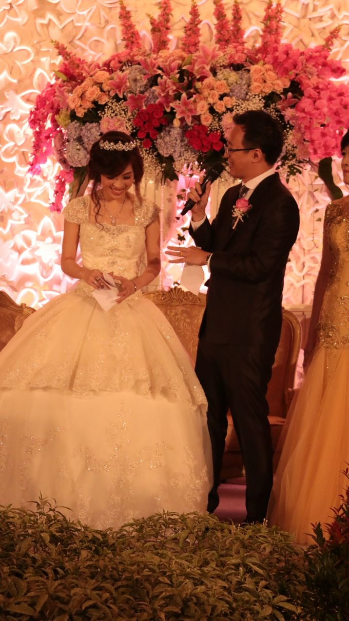 Sampoerna Strategic Square - Adit & Irene Wedding by Impressions Wedding Organizer - 009