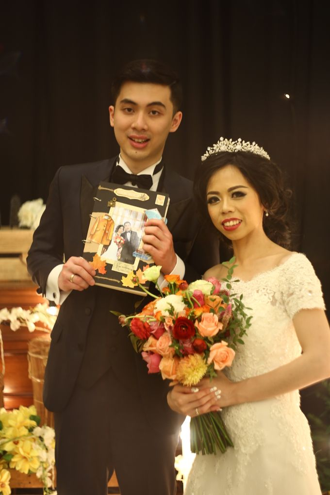 The Wedding of Jeffry & Selvia by FIVE Seasons WO - 022