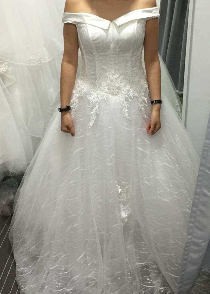 Beautiful Bridal Gowns by Makeupwifstyle - 008