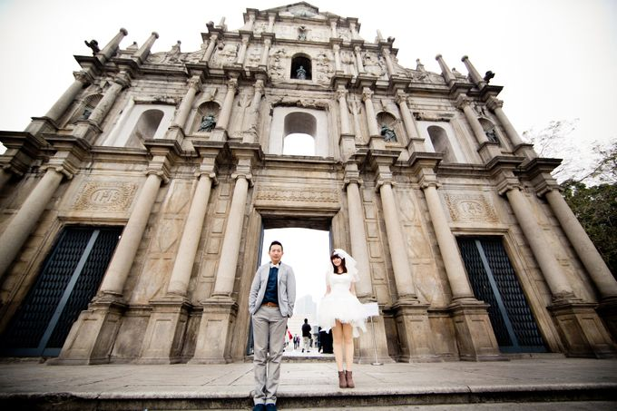 Hendri & Mia by JJ Bride - 001