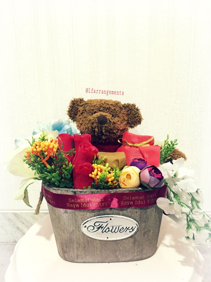 Flower gift and box by Love Flower - 005