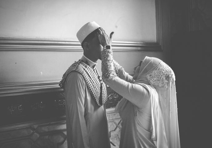 A Wedding Ceremony by Clive Photography - 013