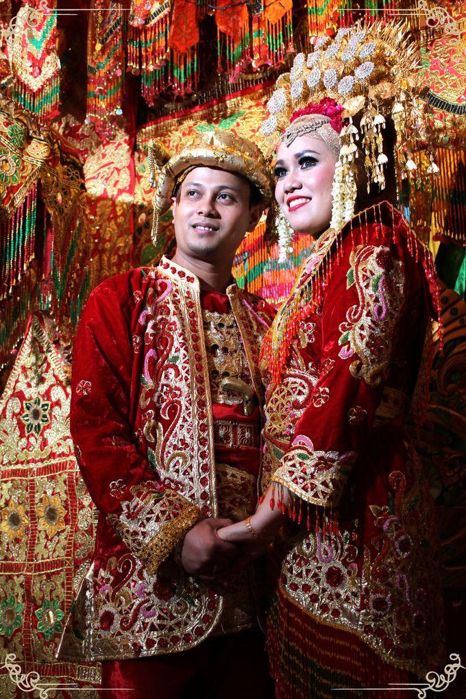 Wedding Cecen dan Thia by Calm Photography - 004