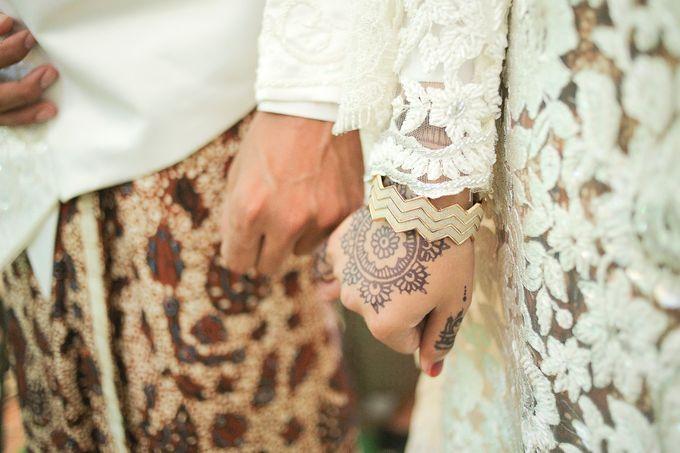 Kinan & Falah Wedding Day by Faust Photography - 004