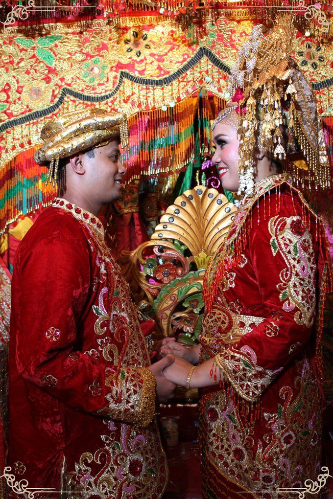 Wedding Cecen dan Thia by Calm Photography - 005