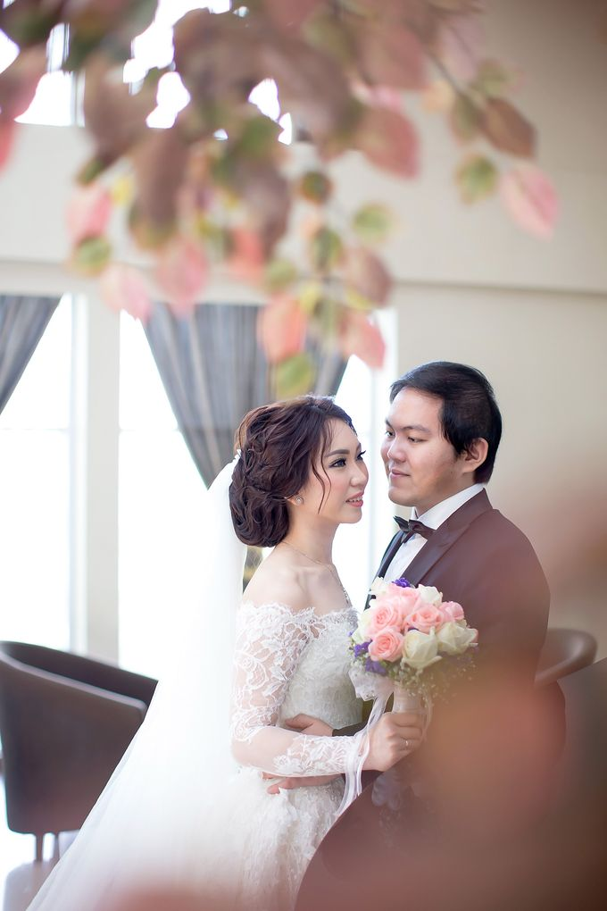 Wedding Jimmy & Monita by Aldea Photography - 007