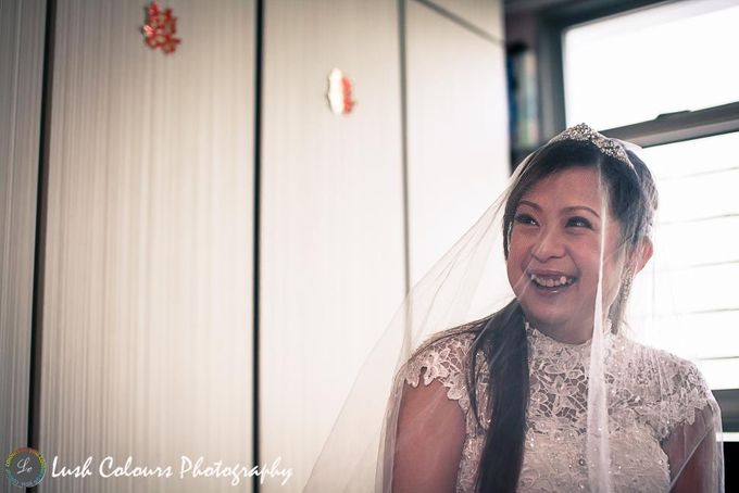 Actual Day Wedding of Jeremy and Weiling by Lush Colours Photography - 009