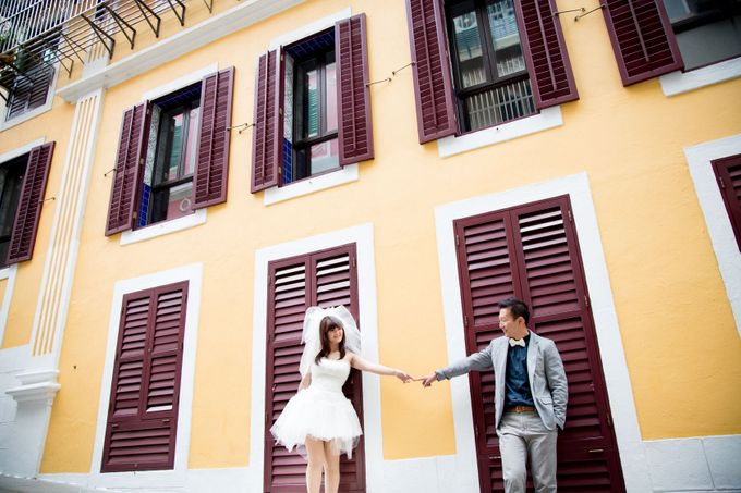 Hendri & Mia by JJ Bride - 006