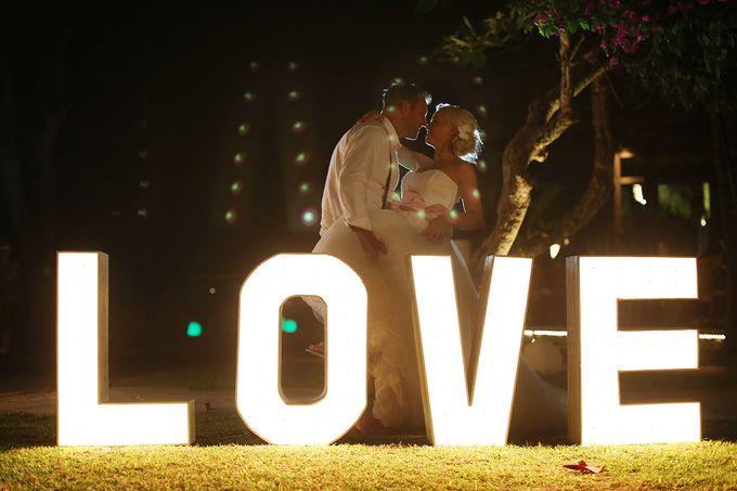 Wedding at The Westin Resort Nusa Dua, Bali by The Westin Resort Nusa Dua, Bali - 021
