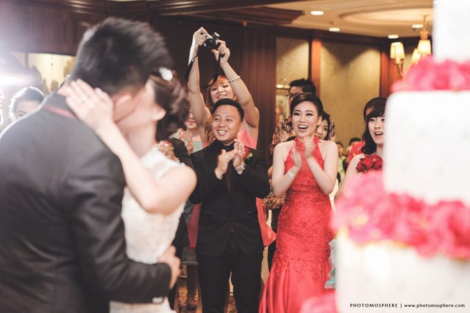 SUGITO & ANGELA WEDDING by MERCANTILE PENTHOUSE WEDDING - 006