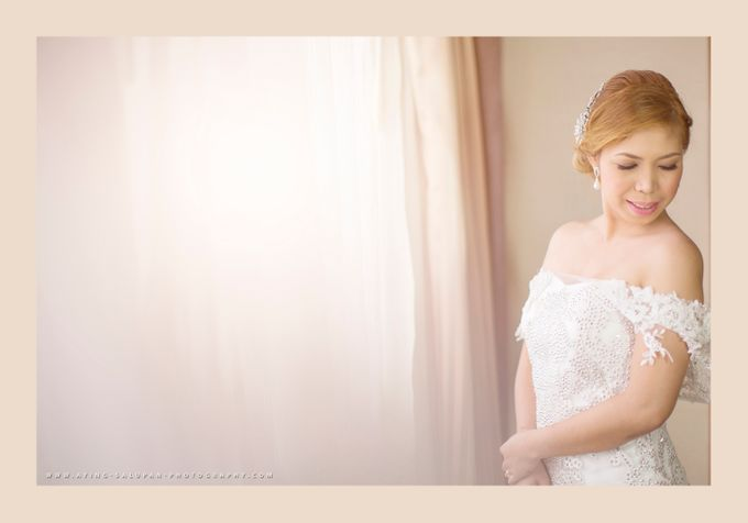 BRIDAL PORTRAITS by Aying Salupan Designs & Photography - 014