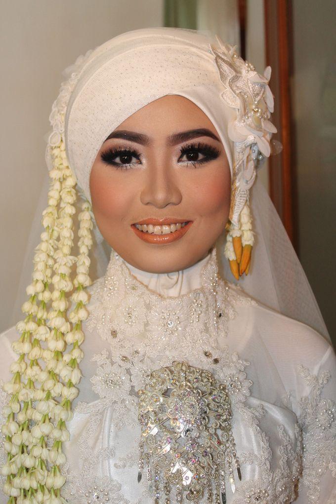WEDDING AISYAH by NANA Rias Pengantin - 005