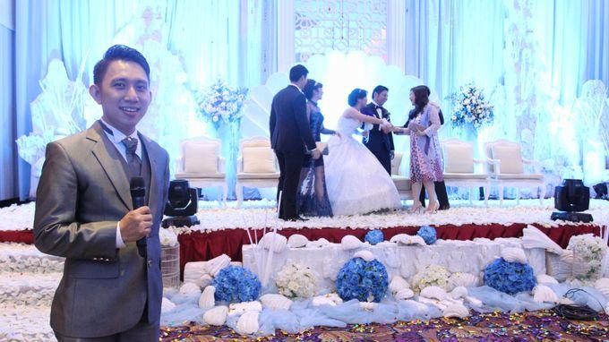 Wedding at manhattan hotel by X-Seven Entertainment - 003
