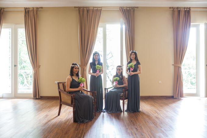 Malva Dress Simplicity Line by MALVA Bridesmaids - 011