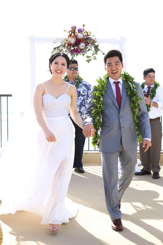 Lynn wedding gown by Miyuki Liem Bridals - 005