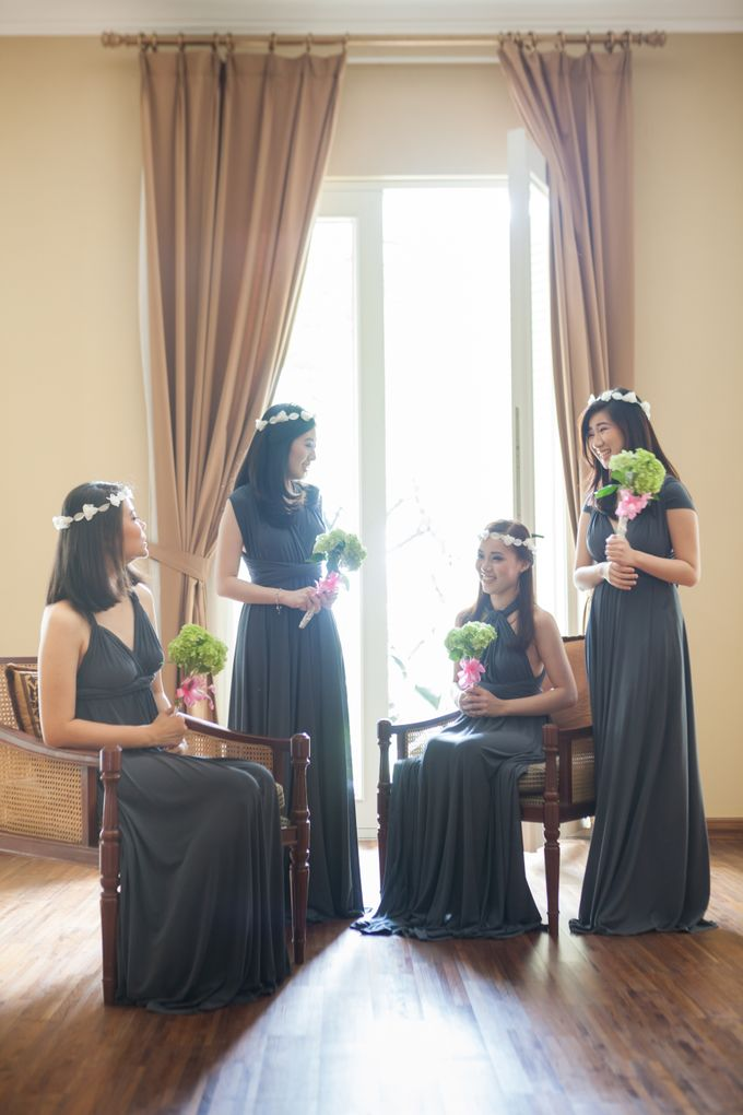 Malva Dress Simplicity Line by MALVA Bridesmaids - 012