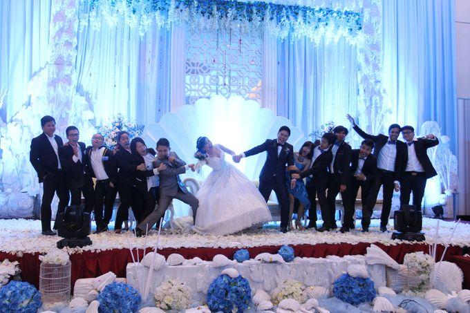 Wedding at manhattan hotel by X-Seven Entertainment - 004