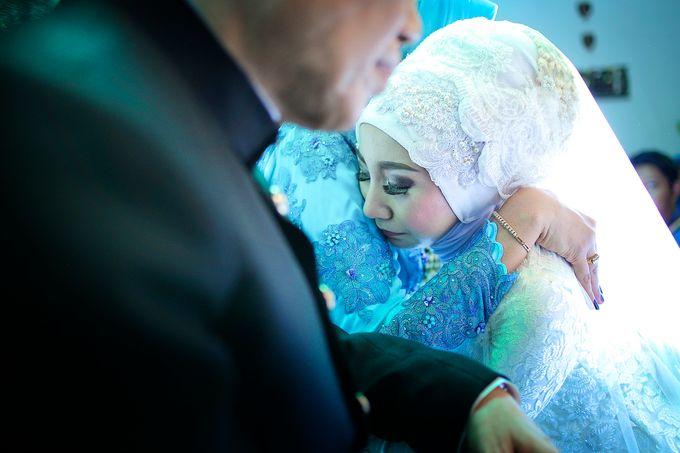 Kinan & Falah Wedding Day by Faust Photography - 005