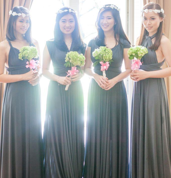 Malva Dress Simplicity Line by MALVA Bridesmaids - 003