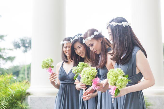 Malva Dress Simplicity Line by MALVA Bridesmaids - 001