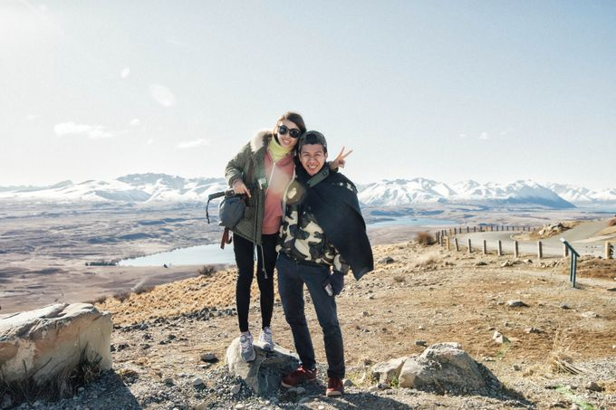 New Zealand Pre Wedding by Basetime Production - 001