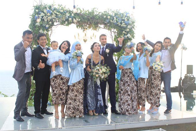 Nagisa Bali Wedding For Kania & Philipp by Nagisa Bali - 005