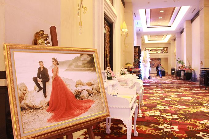 The Wedding of Arvan & Chelsy by The Trans Resort Bali - 005