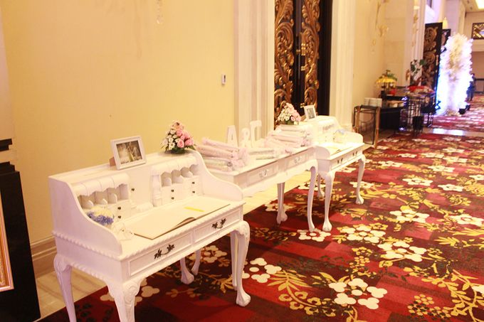 The Wedding of Arvan & Chelsy by The Trans Resort Bali - 006
