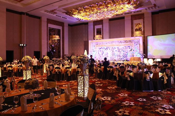 The Wedding of Arvan & Chelsy by The Trans Resort Bali - 008