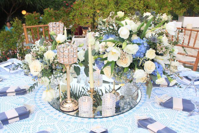 Nagisa Bali Wedding For Kania & Philipp by Nagisa Bali - 007