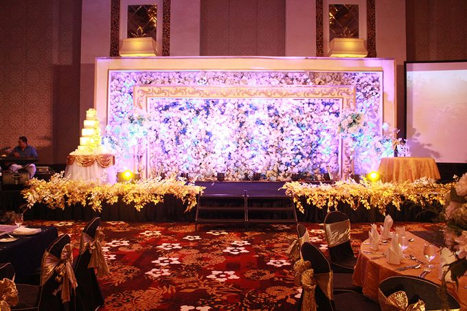 The Wedding of Arvan & Chelsy by The Trans Resort Bali - 009