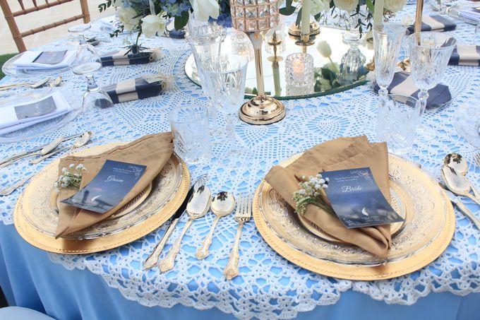 Nagisa Bali Wedding For Kania & Philipp by Nagisa Bali - 008