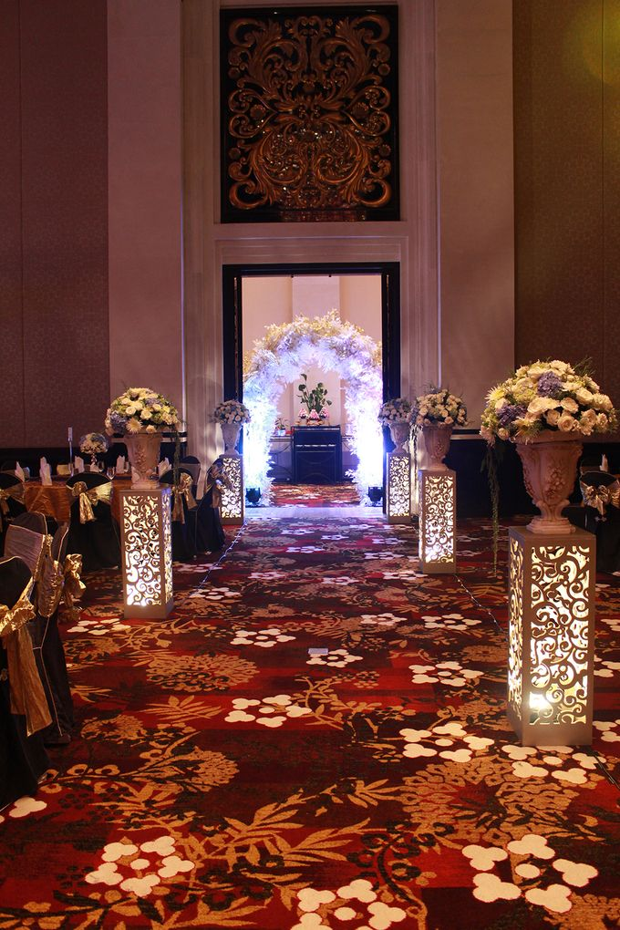 The Wedding of Arvan & Chelsy by The Trans Resort Bali - 010