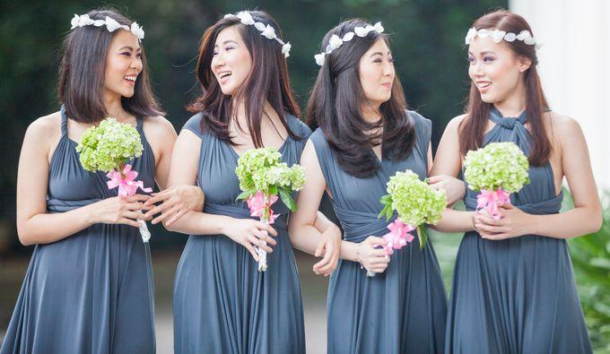 Malva Dress Simplicity Line by MALVA Bridesmaids - 004