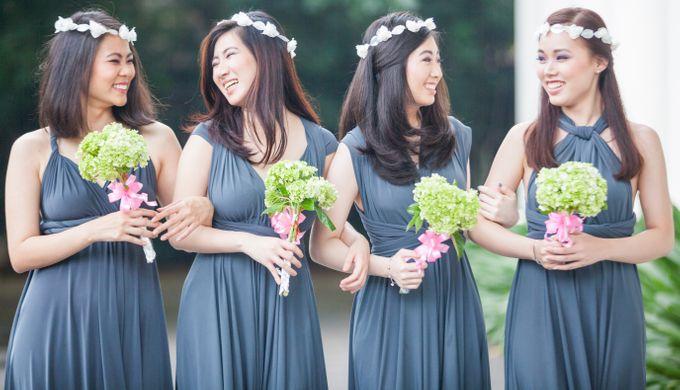 Malva Dress Simplicity Line by MALVA Bridesmaids - 005