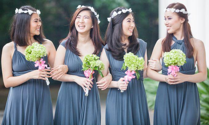 Malva Dress Simplicity Line by MALVA Bridesmaids - 006
