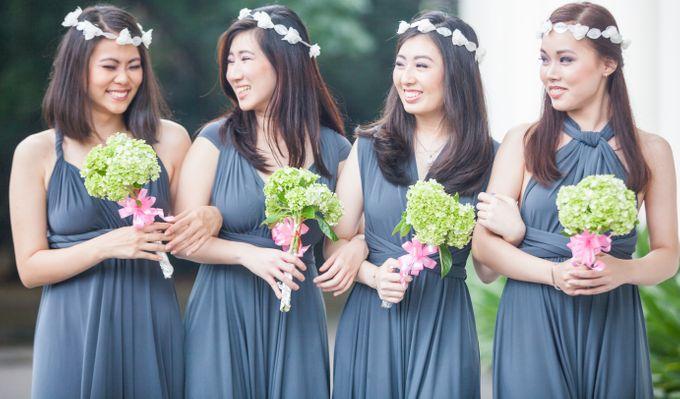Malva Dress Simplicity Line by MALVA Bridesmaids - 007
