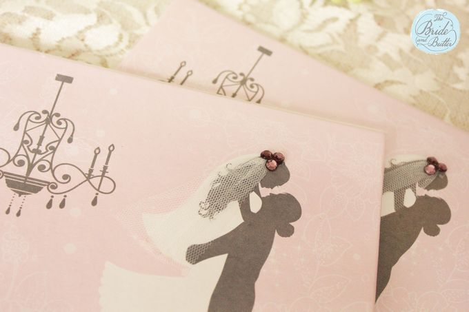 INVITATION - beautiful in pink by The Bride and Butter - 003