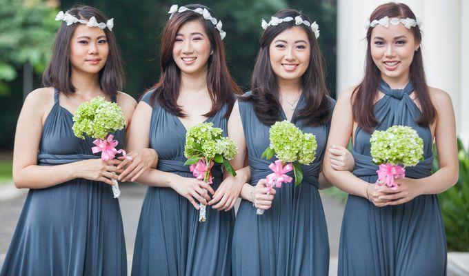 Malva Dress Simplicity Line by MALVA Bridesmaids - 008