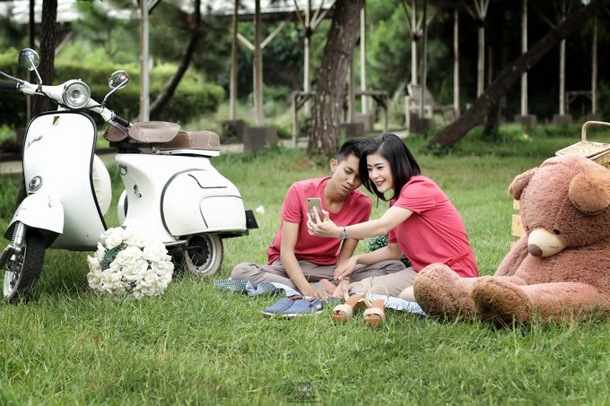 Prewedding sandy & devia by RQ Photography - 004