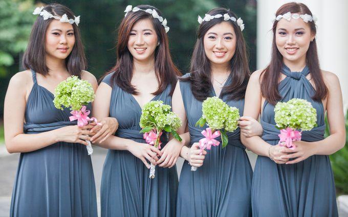 Malva Dress Simplicity Line by MALVA Bridesmaids - 009