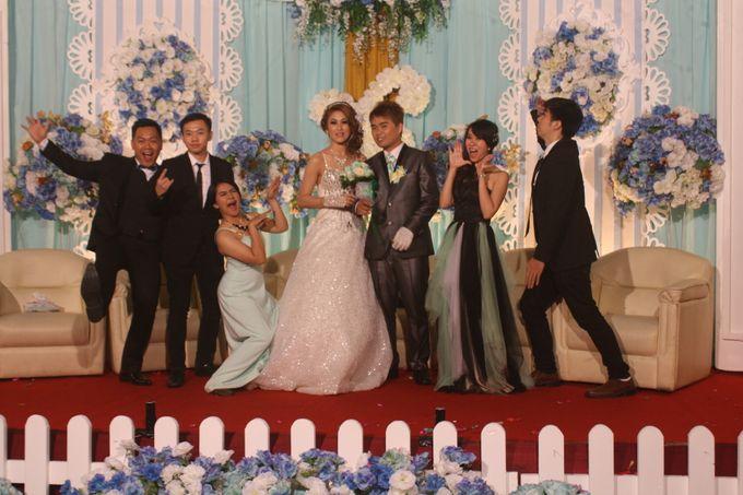 The Wedding of Yanggih & Icha at Golden Flower Hotel Bandung by Yosua MC - 001