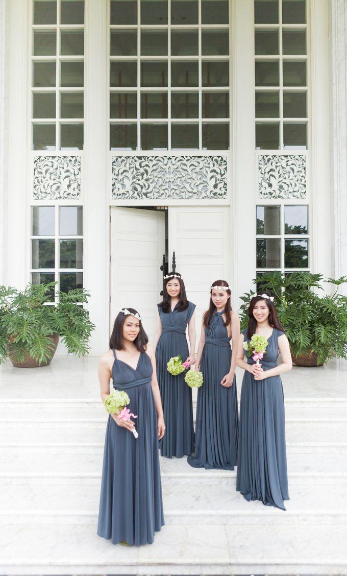 Malva Dress Simplicity Line by MALVA Bridesmaids - 010