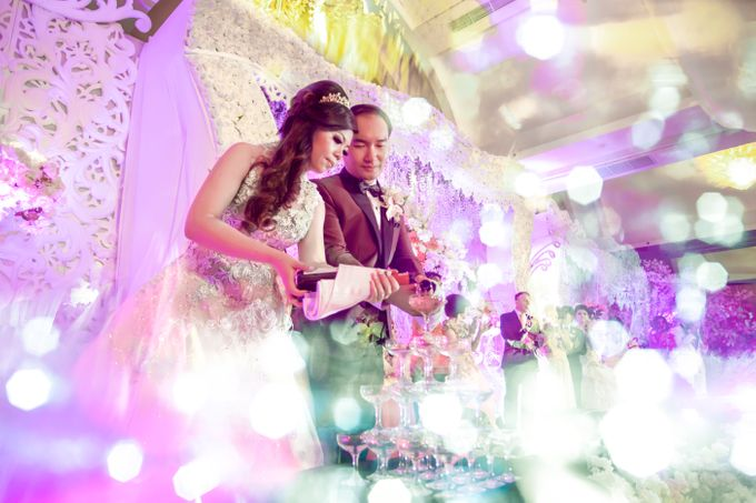 The Wedding of Robby & Selvy by Nathalia TAN Makeup Artist - 011