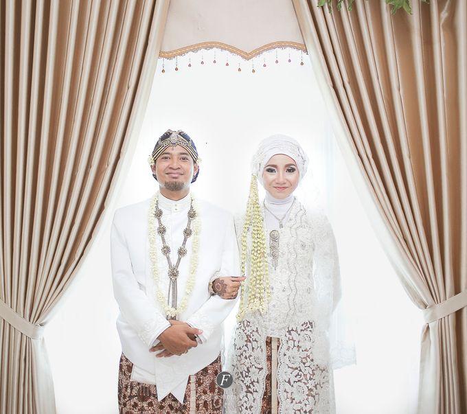 Kinan & Falah Wedding Day by Faust Photography - 007