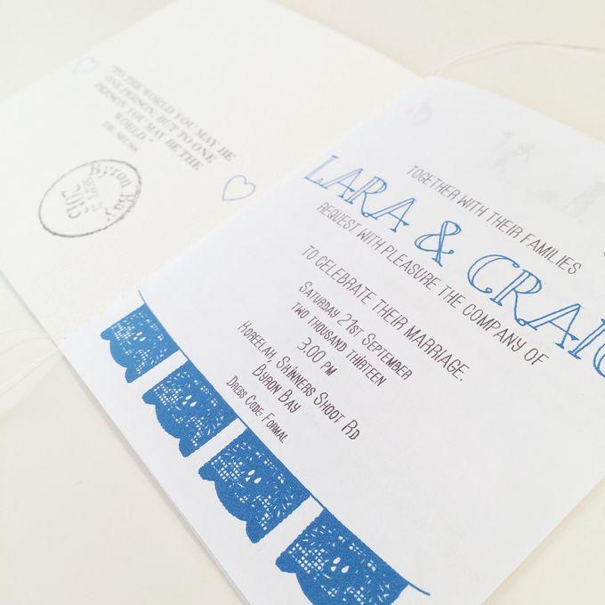 Passport by Little Paper Lane - 002